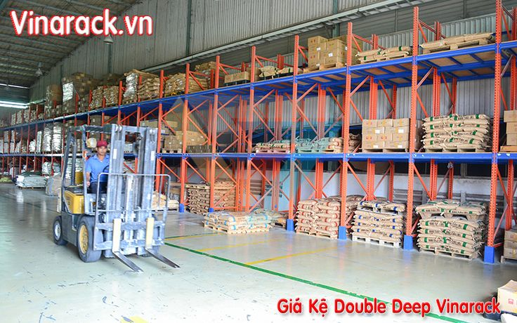 kệ double deep vinarack